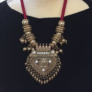 Unusual Statement Necklace